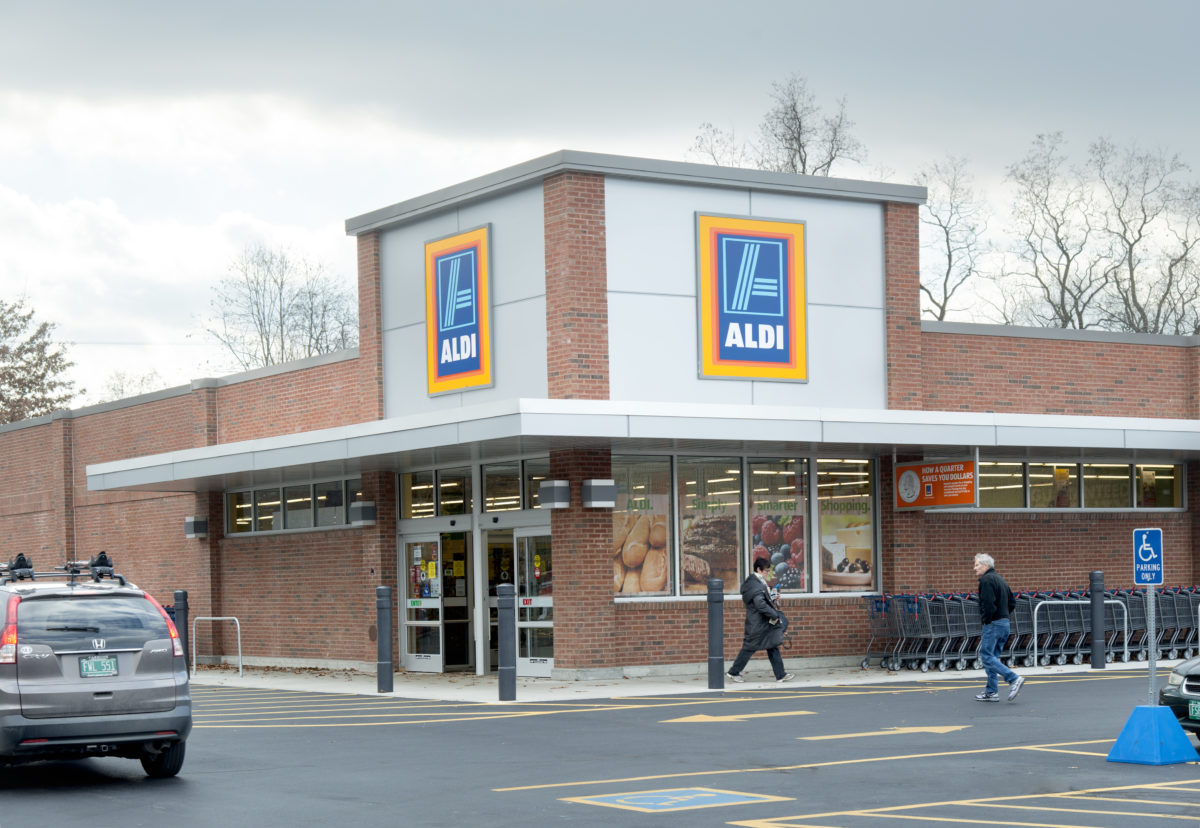 ALDI at Royal Square Brattleboro VT