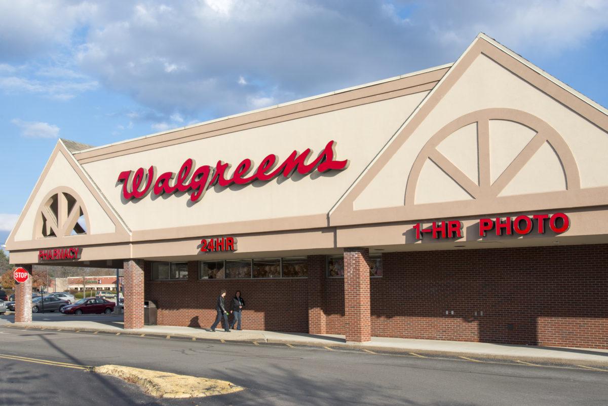 Walgreens at Fairbanks Plaza