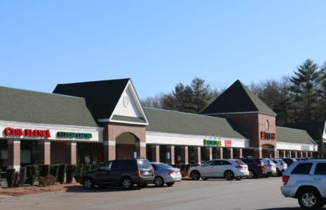 Brick Kiln Plaza