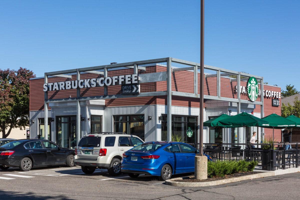 Portsmouth Green Starbucks