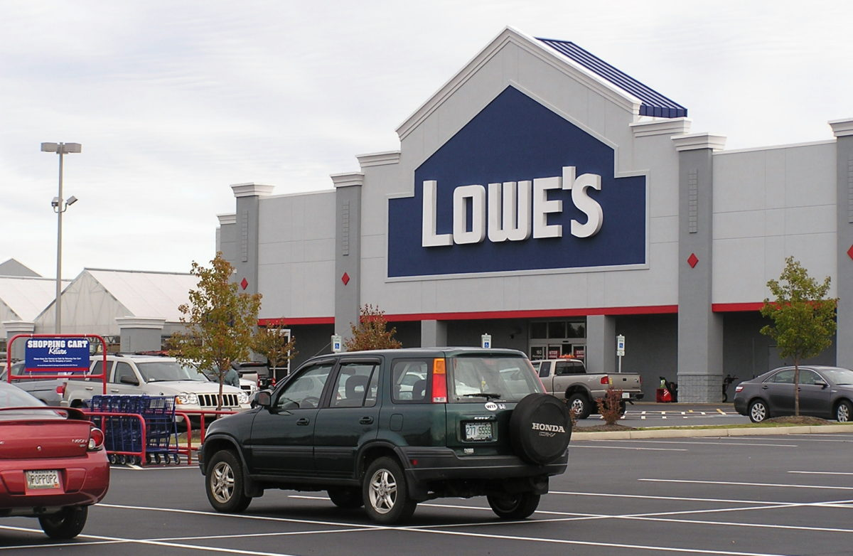 Lowe's at Rochester Crossing