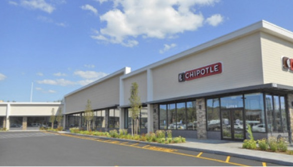 Milford Crossing Chipotle