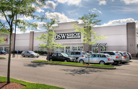 DSW Shoe at Dedham Mall