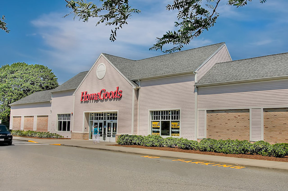 Home Goods at Falmouth Mall