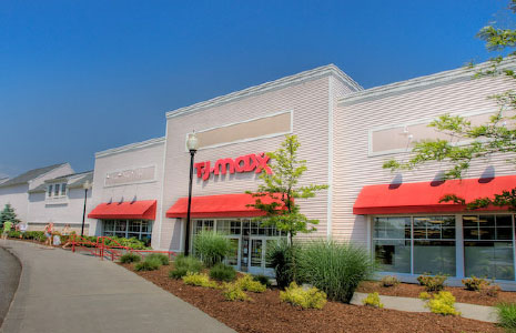 TJ Maxx Department Store at Falmouth Mall