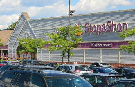 Stop & Shop Grocery Store at Marketplace at Hamden