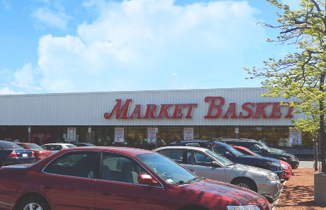 Market Basket at Merrimack Plaza